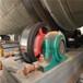 1.6米鋼質耐磨型好的回轉爐托輪回轉爐托輪制造商