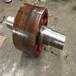 鋼件550外徑活性炭轉爐拖輪轉爐大齒輪設計定制