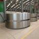 江蘇鑄鋼2.4米冷卻機輪帶冷卻機滾圈配件更換