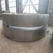 2.5x60米小型鋼件回轉爐輪帶回轉爐滾圈