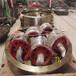 2.0米椰殼活性炭干燥機轉爐托輪回轉爐擋輪批發零售