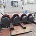 2.0米椰殼活性炭干燥機轉爐托輪小型轉爐拖輪免費設計