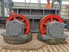 2.0米椰殼活性炭干燥機轉爐托輪烘干機托輪免費設計