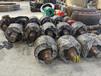 2.0米椰殼活性炭干燥機轉爐托輪烘干機托輪定制加工