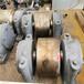 鋼件550的中型干燥機轉爐托輪分體式大齒圈批發零售