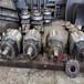 福建2.0米椰殼干燥機轉爐托輪烘干機托輪設計定制