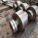 2.0米褐煤干燥機轉爐托輪烘干機托輪生產銷售