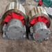 2.0米椰殼活性炭干燥機轉爐托輪回轉窯輪帶定制加工