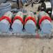 福州2.2米內熱式干燥機轉爐托輪回轉窯輪帶免費設計