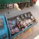 2.0米褐煤干燥機轉爐托輪干燥機拖輪定制加工