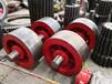 福建2.0米椰殼干燥機轉爐托輪回轉窯輪帶定制加工