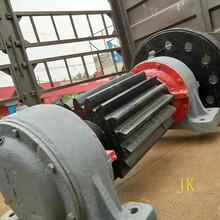 河南可定制型2.8米球磨機小齒輪球磨機軸承座銷售廠家圖片