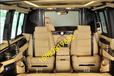 江西奔驰商务车室内个性改色,南昌威霆航空座椅,地板冰箱