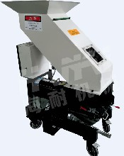 WSGL170塑料回收粉碎机低速静音破碎机超细机边切粒机