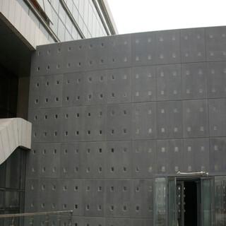 河南天目清水混凝土挂板定制生产清水挂板的厂家服务图片2