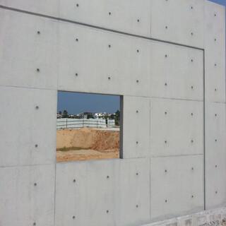 河南天目清水混凝土挂板定制生产清水挂板的厂家服务图片3