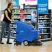 购物中心连锁超市保洁用手推式洗地机容恩R50B