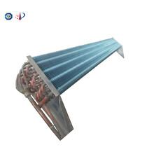 供应翅片式蒸发器三明治柜散热器高效耐用展示柜蒸发器图片