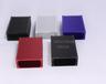 铝外壳铝壳体铝盒定制铝合金铝型材外壳开孔铝盒加工铝外壳整体