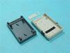 门禁外壳安防外壳测试仪壳体台式塑料壳茶色镜片显示屏1207828