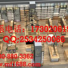 厂家供应lenle伶俐饰品货架、名创优品货架、km服装货架