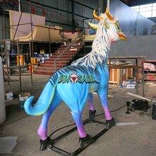专业的仿真动物工厂园林动物景观装饰