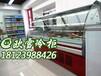 重庆哪家的鸭脖熟食柜使用更方便