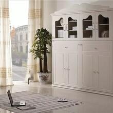大智优品书房隐形侧翻床组合书柜