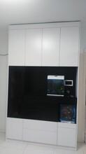 厂家直销定制电视柜DZYP智能触碰自动门柜