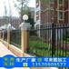 锌钢护栏现货广西小区铁艺围栏按图报价桂林厂区围墙栅栏设施