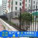 工厂现货梅州小区锌钢栅栏价格东莞绿化隔离带铁艺栏杆美观耐用