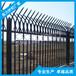 汕尾锌钢护栏诚信经营铁艺围栏茂名小区隔离铁艺围墙隔离栅