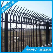 锌钢护栏按图纸设计南宁市政园林隔离栏柳州庭院别墅护栏