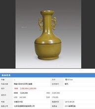 唐代绞胎釉陶瓷器正规拍卖私下交易帮助您快速出手变现