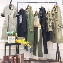 一线大牌杭州女装优洛可冬装潮流时尚欧韩女装货源