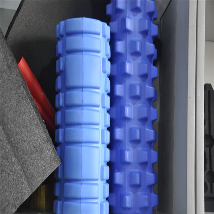 厂家直销各种EVA射出异形平板套瑜伽按摩棒定制批发