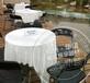鶴壁玻璃圓桌出租+方形沙發租賃
