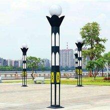 厂家直销户外景观庭院灯铝型材LED景观灯铝型材