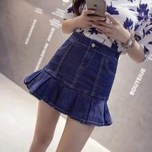 杭州牛仔裙低价批发大码牛仔裙清仓5元牛仔裤超低价甩卖图片