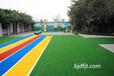 吉林幼儿园地面图案施工