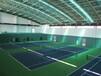 七台河pvc网球场地板施工