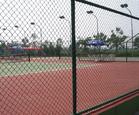 pu网球场施工图片