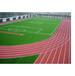 双鸭山印花型防滑塑胶跑道建设