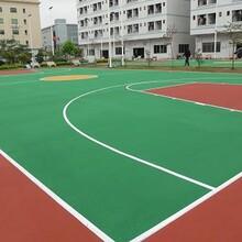 锦州硅PU篮球场建设阜新硅PU网球场施工建设
