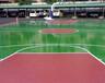 鹤岗篮球场面层篮球场施工单位