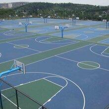 德州篮球场施工方案