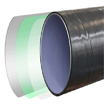 TPEP防腐鋼管生產線