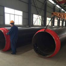 高密度聚氨酯保温钢管图片