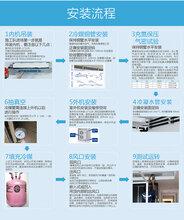 格力变频空调多联机一拖三供应90平方米图片