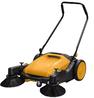 武漢無動力手推式掃地不用油電養殖場馬路工廠掃地機